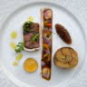 Pigeon terrine with Foie Gras