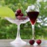 Aperitif: Guignolet ~ cherry leaf wine