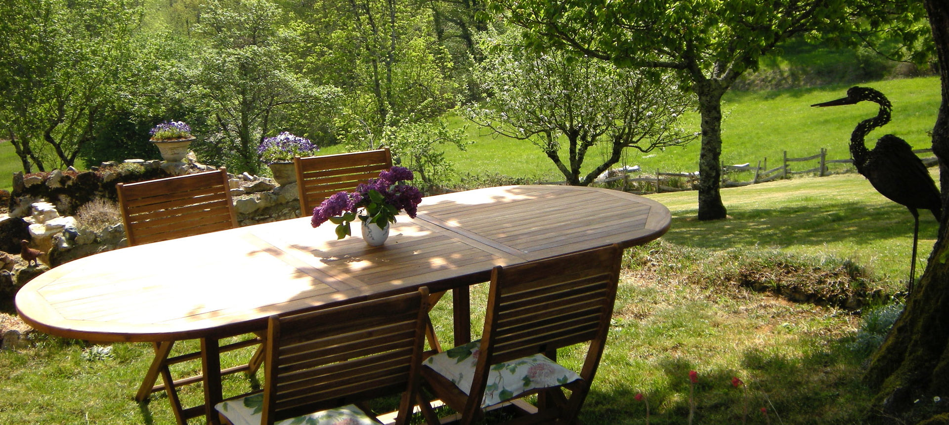 garden table lmds occitanie