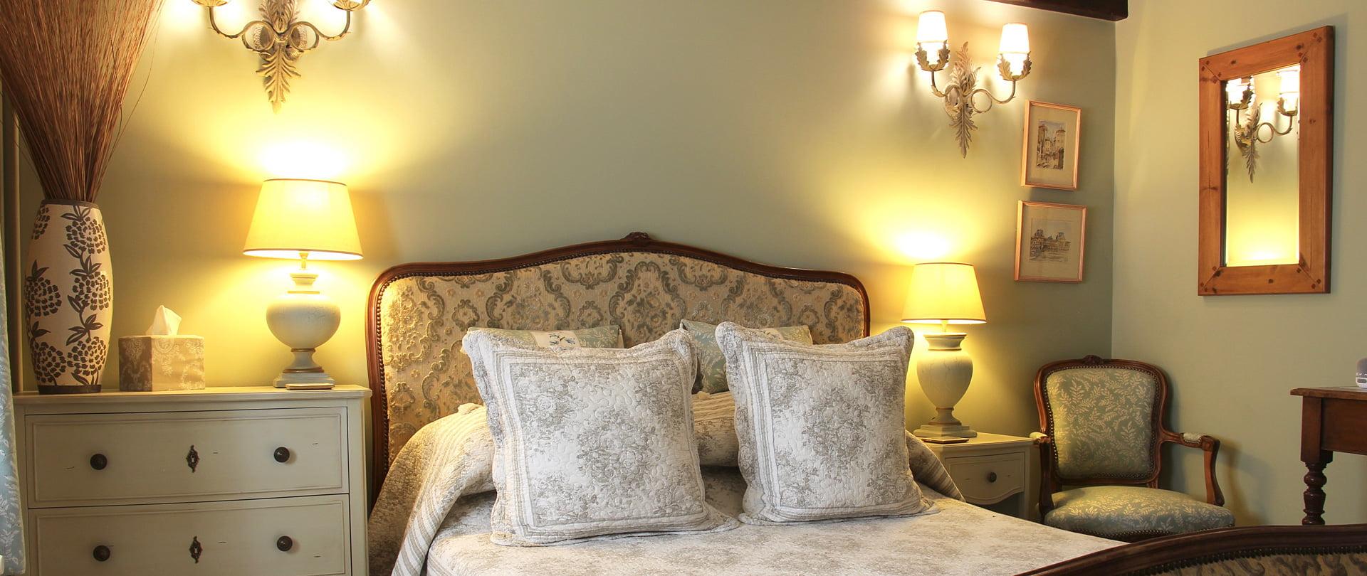Monet Bedroom